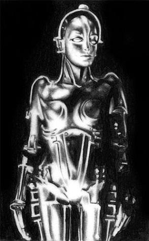 Robot Maria