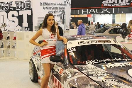 Motor Show Girl
